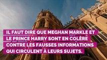 Meghan Markle et le prince Harry : pourquoi ils ont provoqué l...