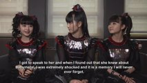 Babymetal Talks Meeting Ariana Grande, Marilyn Manson and All Time Low