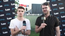 The Chainsmokers Like To Keep Their Performances Fresh