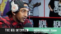Nipsey Hussle On The Theory Behind His 100 Album