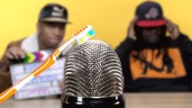Wale and Lio Rush Do ASMR Taco Shells and Play-Doh and Talk Walemania