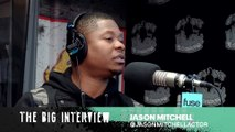 Jason Mitchell Reflects on Nipsey Hussle