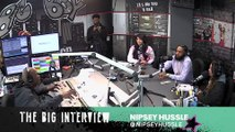 Nipsey Hussle On His Past & The Best Advice He's Received From Women