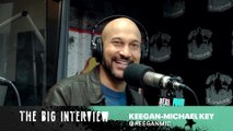 Keegan Michael Key Talks Positivity and Being Casted In The Lion King