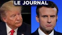Gafa : Macron, la Grenouille qui veut se faire aussi grosse que le bœuf ? Journal du lundi 29 juillet 2019