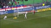 29/04/12 : Yacine Brahimi (90'+1) : Rennes - Ajaccio (3-1)