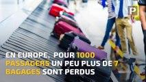 Voyage :  comment éviter que les compagnies aériennes ne perdent vos valises