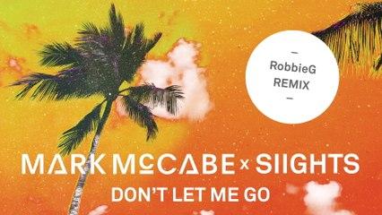 Mark McCabe - Don't Let Me Go
