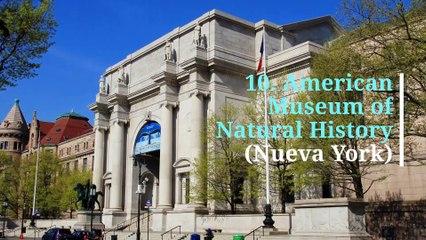 Los 10 museos más visitados del mundo