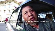 Le Bhoutan connaît ses premiers embouteillages
