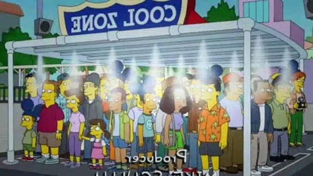 The Simpsons Season 26 Episode 10 The Man Who Came To Be Dinner