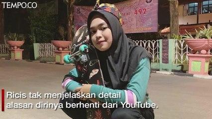 Youtuber Ria Ricis Pamit Sementara, Alasannya...