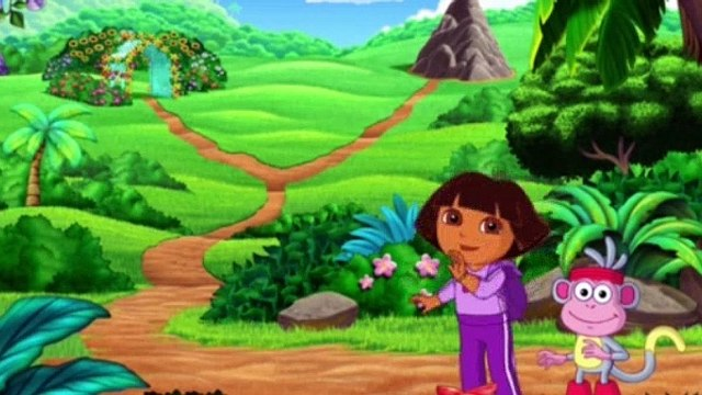 Dora the Explorer Season 7 Episode 4 - Dora's Fantastic Gymnastics Adventure