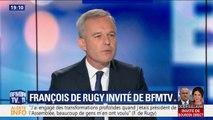 """Mediapart: François de Rugy dénonce une """"République de la délation"""""""