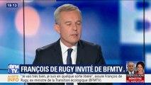 """Mediapart a un """"projet politique"""", selon François de Rugy, qui pense que """"c'est un problème de démocratie."""""""