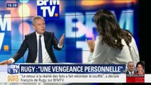 """François de Rugy dénonce """"une vengeance personnelle"""" de l'informatrice de Mediapart"""