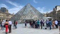 Le Louvre affiche complet et refoule les touristes sans réservation