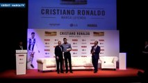 Les retrouvailles chaleureuses entre CR7 et Florentino Pérez