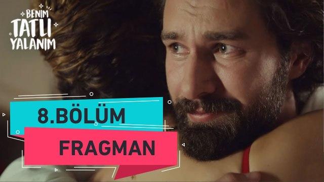 Benim Tatlı Yalanım 8. Bölüm Fragman