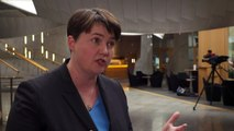 Davidson: 'Give Boris Johnson opportunity to get new-deal'