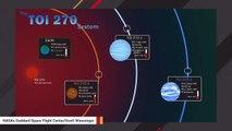 NASA's Planet Hunter Discovers Three New Worlds