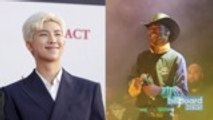 Lil Nas X and BTS' RM Release 'Seoul Town Road'   Billboard News