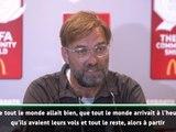 "Liverpool - Klopp: ""Formidable de retrouver Salah, Firmino, Keita et Alisson"""
