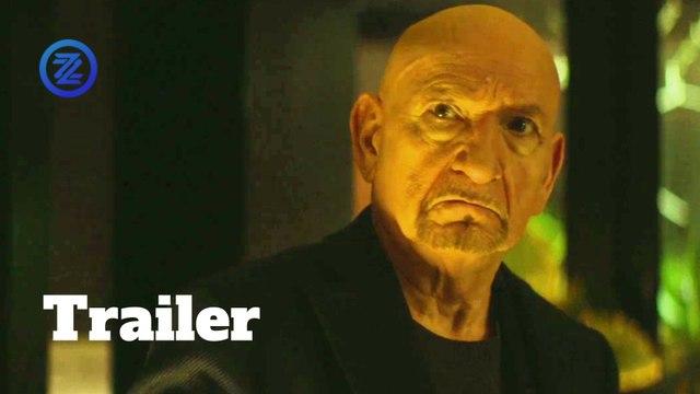 Spider in the Web Trailer #1 (2019) Monica Bellucci, Ben Kingsley Thriller Movie HD