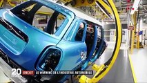 Brexit : l'industrie automobile prévient le nouveau Premier ministre