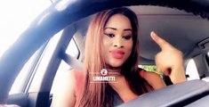 L'actrice et animatrice Khady Ka se la coule douce dans sa voiture