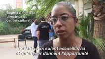 Le rap pour libérer la parole de jeunes d'un quartier défavorisé de Casablanca