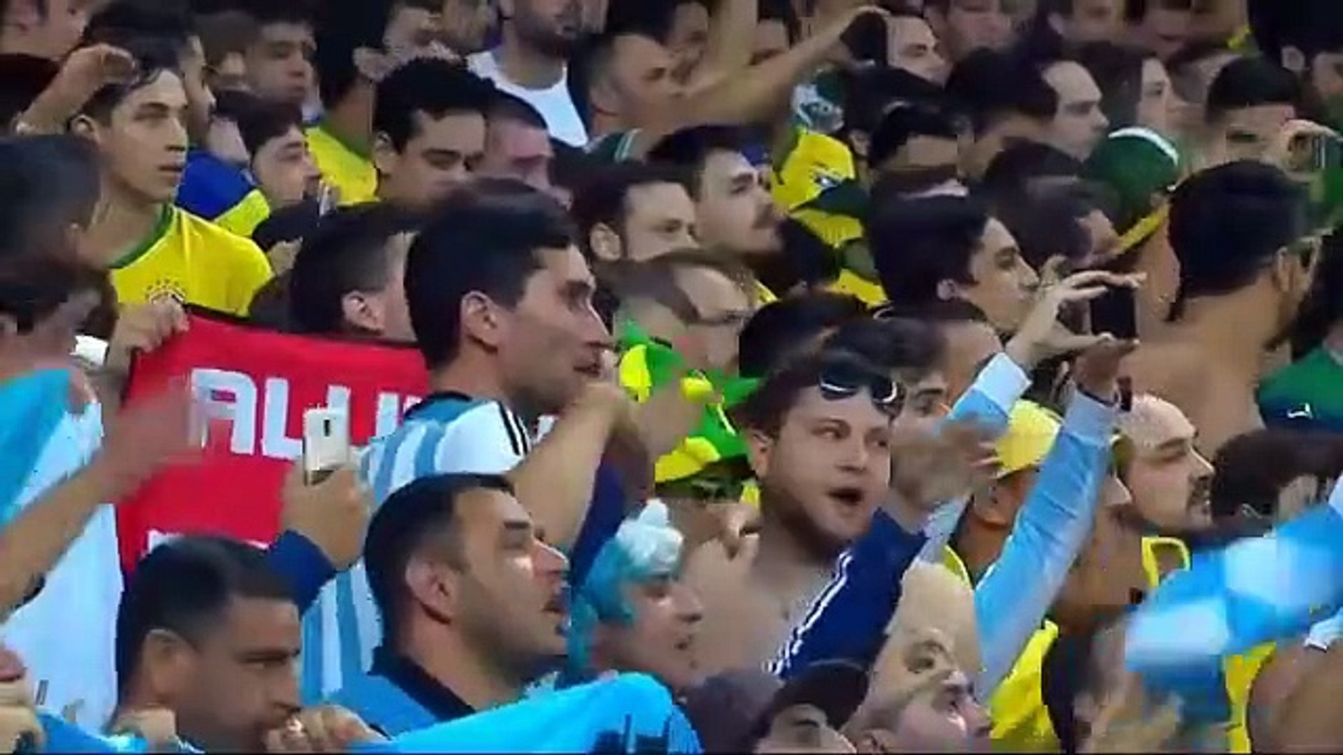 Brazil vs Argentina  All Goals and Highlights 480 x 848