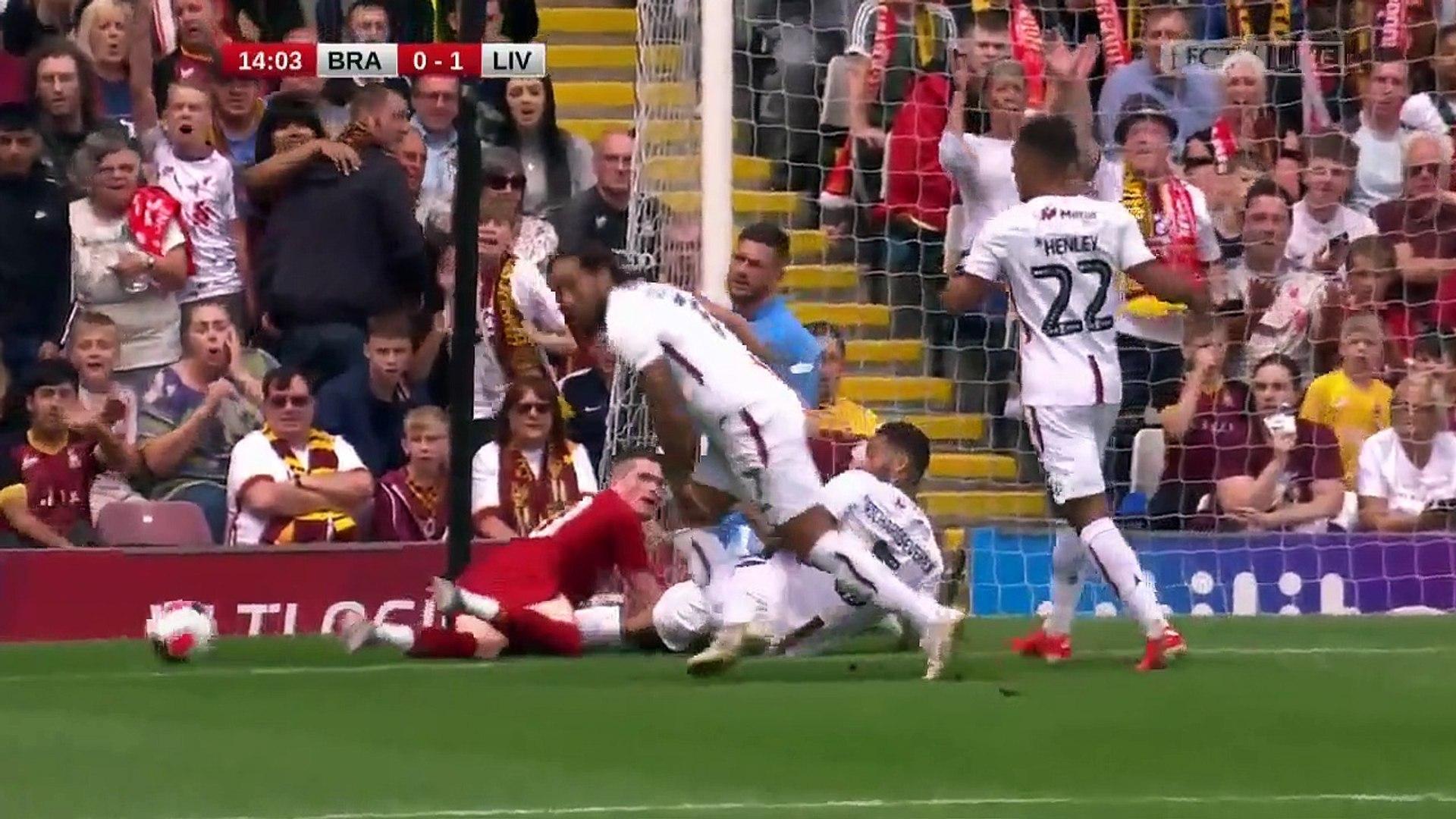 Bradford City vs Liverpool  All Goals and Highlights 720 x 1280