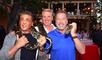 Arnold Schwarzenegger's 72rd birthday with Sylvester Stallone, Dolph Lundgren