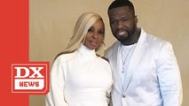 """50 Cent Plugs """"Power"""" Season 6 Air Date & Mary J. Blige's Role In """"Power"""" Spin-Off"""