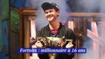 """Fortnite: à 16 ans, """"Bugha"""" remporte 3 millions de dollars"""