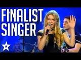 Finalist Kid Singer Storms Turkey's Got Talent - Got Talent Global