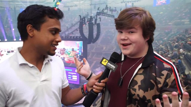 'It' Actor Jeremy Ray Taylor Talks Fortnite World Cup Pro-Am and New Nickelodeon Show