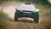 Extreme E unveils cutting-edge E-SUV at Goodwood Festival of Speed