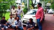 तकनीकी रूप से एटीएम फ्रॉड करने वाले 5 आरोपियों को पुलिस ने किया गिरफ्तार