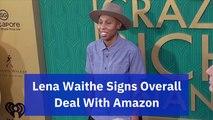 Lena Waithe Is Headed To Amazon Studios