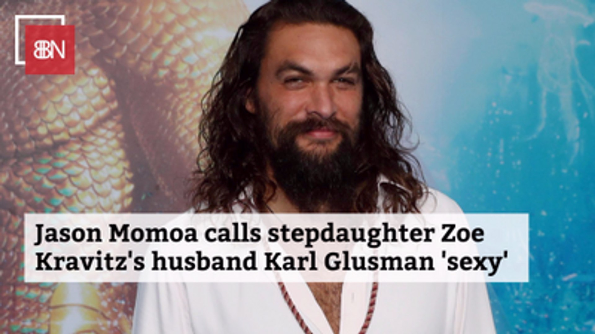 Jason Momoa Approves Of Zoe Kravitz S Husband