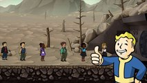 Fallout Shelter - Trailer d'annonce