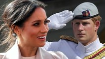 Meghan Markle - Prince Harry : British Army - Military will play part in Royal Wedding