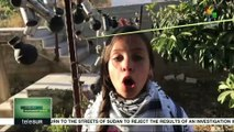 How is it for a Palestinian child to live under occupation?