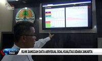 Kementerian LHK Sanggah Data Airvisual Soal Kualitas Udara Jakarta