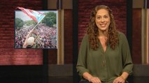 Late Night's Jenny Hagel on the Political Protests in Puerto Rico