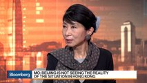 Hong Kong LegCo Member Ho: There's No Attempt by China to Heal the Rift