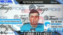 Astros  vs Indians MLB Picks 7/30/2019