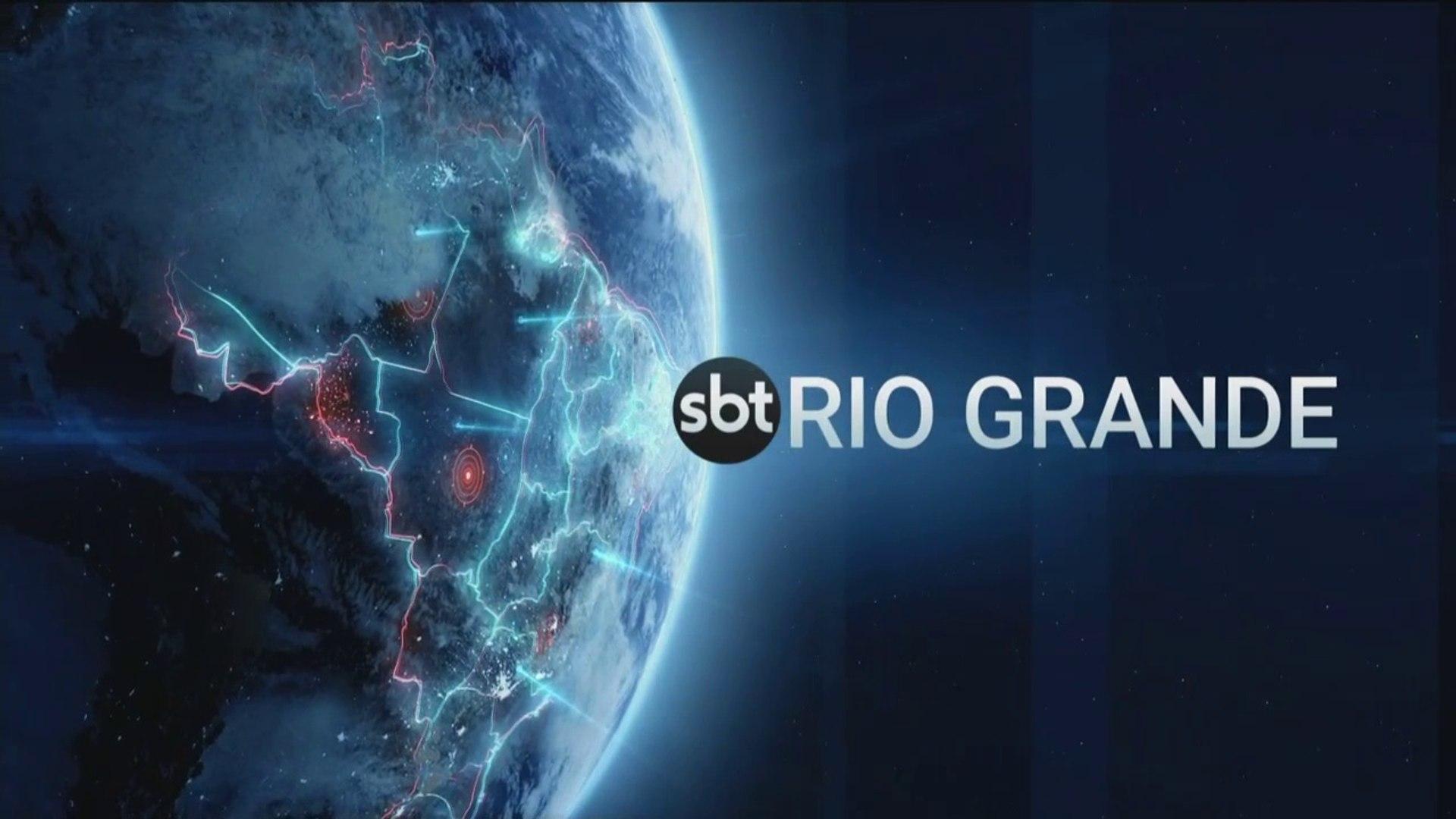 Inicio SBT Rio Grande estreia de André Haar (Padronizado no SBT Brasil e SBT Jornalismo) (29/07/2019